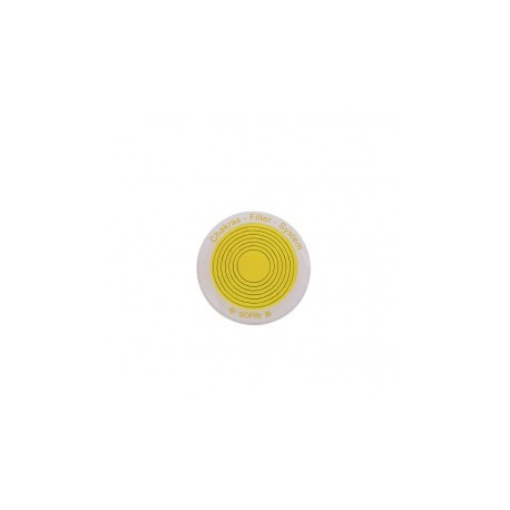 COLOR ENERGY DISC GELB MIT BUCH