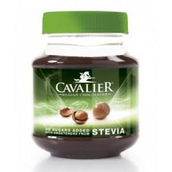 380g belgische HaselnussCreme mit Erythrit + Stevia - Marke: Cavalier