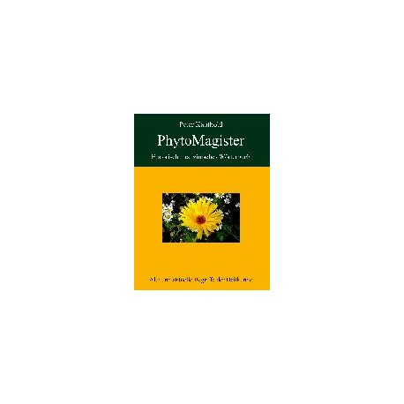 PhytoMagister - Historisch medizinisches Wörterbuch