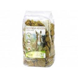 Moringa Pellets mit Wiesenkräutern