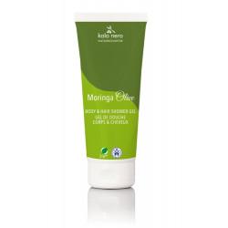 Moringa Olive Body & Hair shower gel