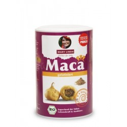 Bio Maca Pulver gelatiniert 200g Mary Linda