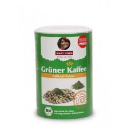 Bio Grüner Kaffee Pulver roh 200g Mary Linda