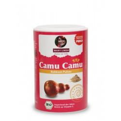 Bio Camu-Camu Pulver Premium 7% roh 170g Mary Linda