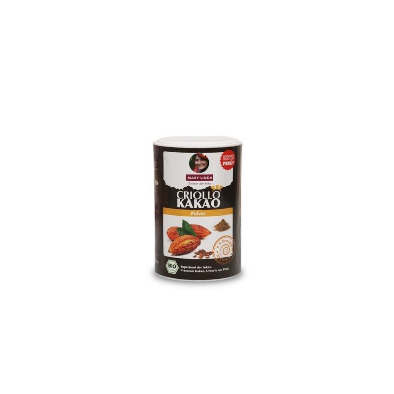 Bio Kakao Criollo Pulver 140g Mary Linda