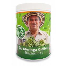 150g Bio Moringa Blattschnitt Premium