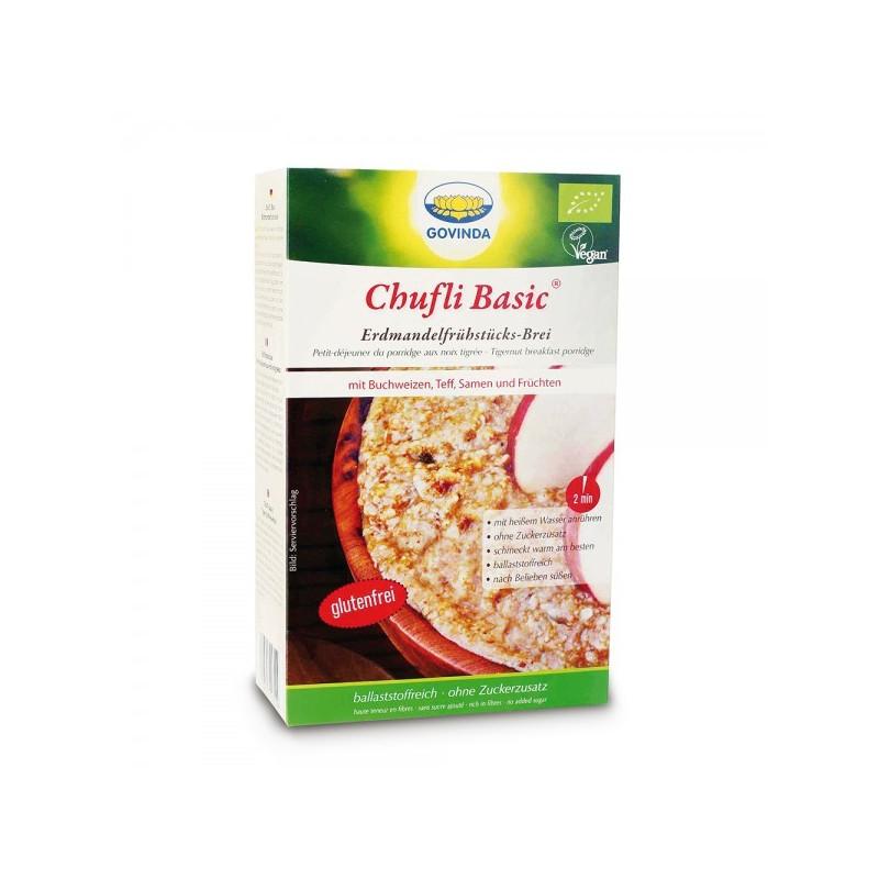 Chufli Basic Bio