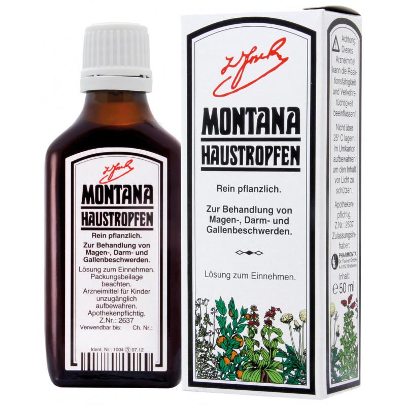 Montana Haustropfen 500ml