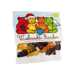 """Weihnachts-Bärchen """"Quartett"""" 75g"""