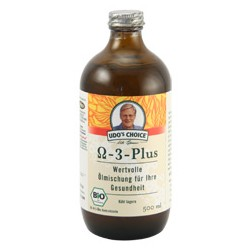 Omega 3 öl Plus Dr. Udo's Choice