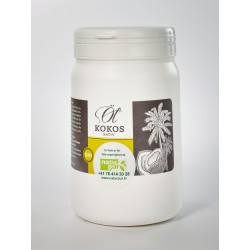 1L PE Becher Kokosöl EG-Bio nativ
