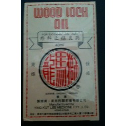 Wood Lock Oil