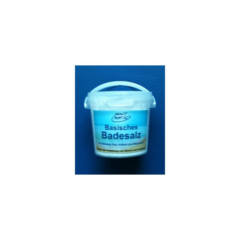 180g Basisches Badesalz mit Himalaya Salz, Kalium & Magnesium