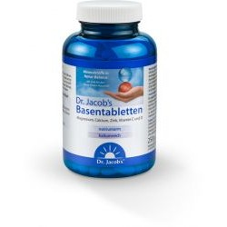 Dr. Jacob`s Basen-Tabletten 250 Stk.