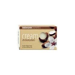 ECOCERTseife Cream Mandel