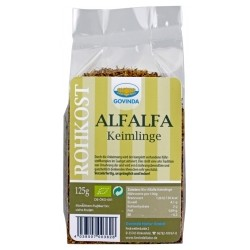Alfalfa-Keimlinge