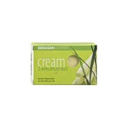 ECOCERTseife Cream Lemongrass