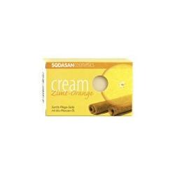 ECOCERTseife Cream Zimt-Orange