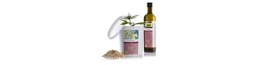 Bio Hanf Produkte