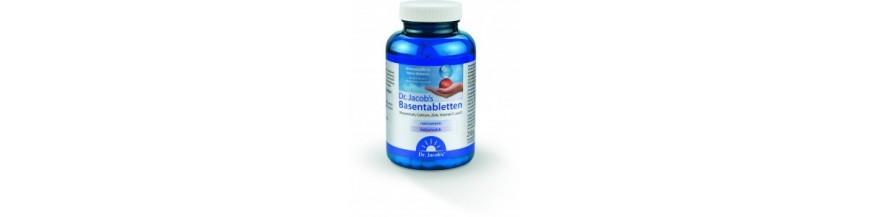 Basentabletten für Unterwegs Dr Jacobs Medical 250 Stück